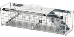 Havahart Squirrel Trap - used for trapping and releasing