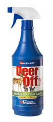 Havahart Deer Off - Deer Rabbit and Squirrel Repellent
