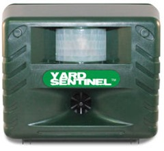 Outdoor Yard Sentinal Electronic Squirrrel Repellent