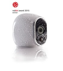 Arlo Camera Trap awarded the Reddot winner 2015