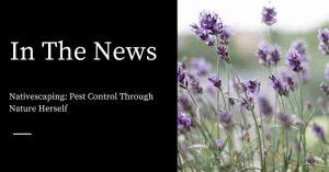 Pest Control Through Nature
